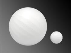 шары из пенопласта